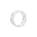 Cattina Ring White