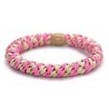 Haargummi Multi Beige Pink