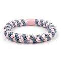 Haargummi Multi Pink Grau