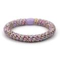 Haargummi Glitter Multi Lavendel