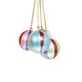 Rainbow Striped 4-Set